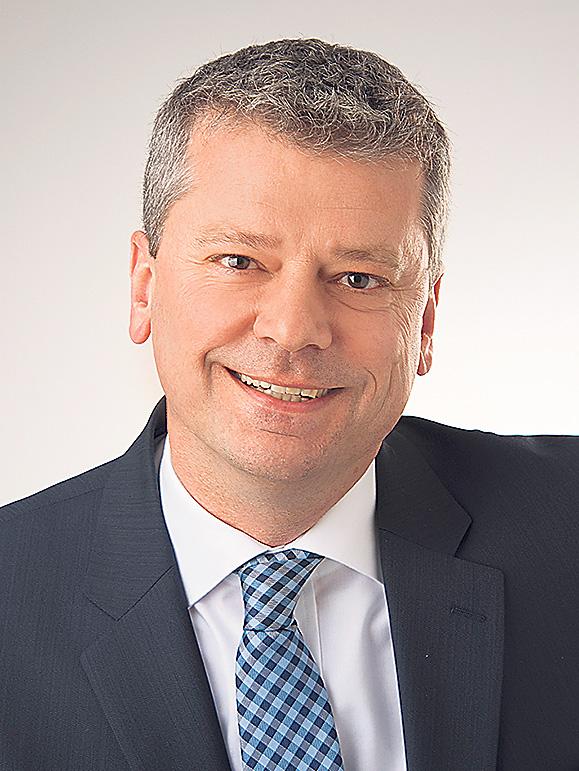 Martin Ebben, Vorstand P&R AG