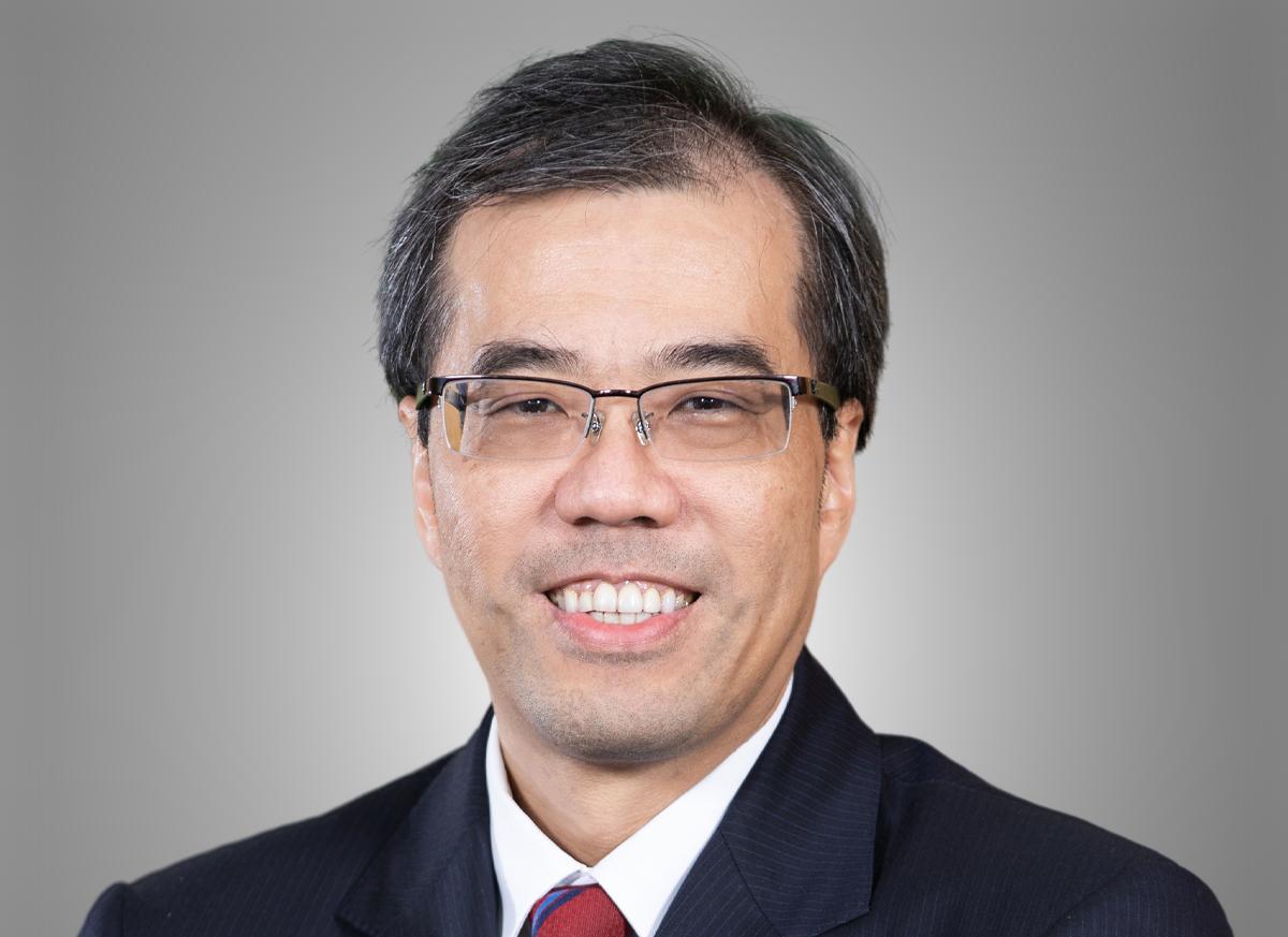 Portrait: Arthur Lau