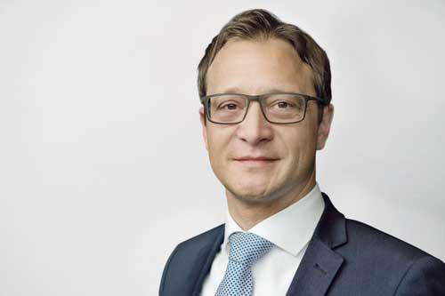 Porträt: André Zücker, Geschäftsführer Assetklasse Immobilien, KGAL Investment Management GmbH & Co. KG