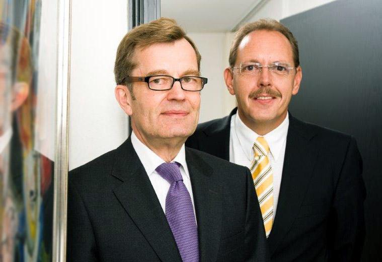 Portrait von Ernst Heemann und Ralf de Winder. Thema: Rendite-Checkliste