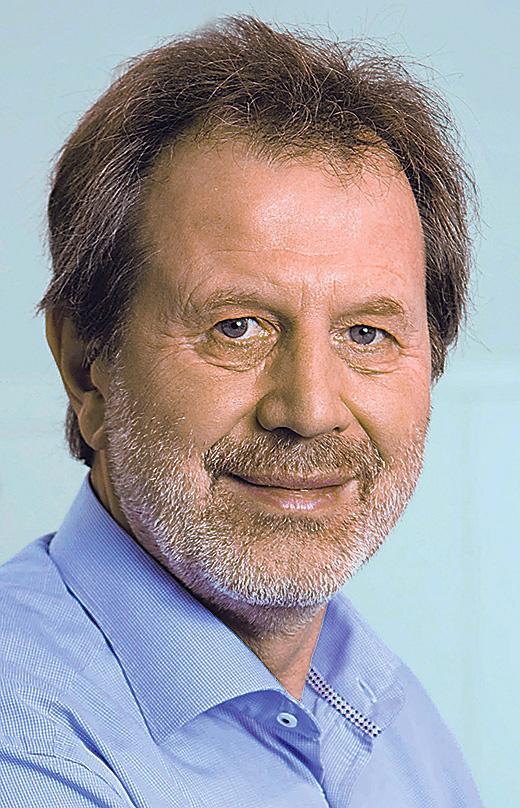 Prof. Dr. Stefan Mittnik, Mitgründer Scalable Capital