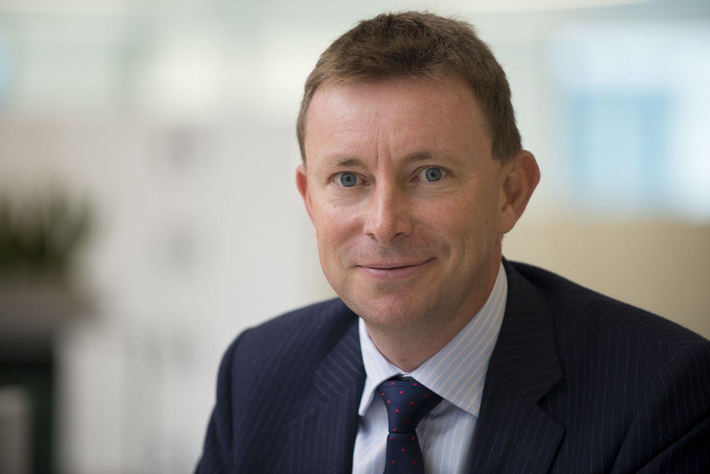 Porträt: Andrew Paisley, Head of Smaller Companies bei Aberdeen Standard Investments.