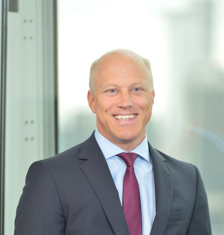Porträt: Stefan Hollidt, Head of Investment and Advice bei Santander Asset Management Germany