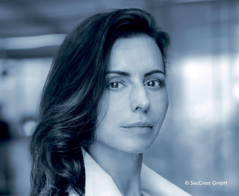 Porträt: Malgorzata B. Borowa, SecCrest GmbH