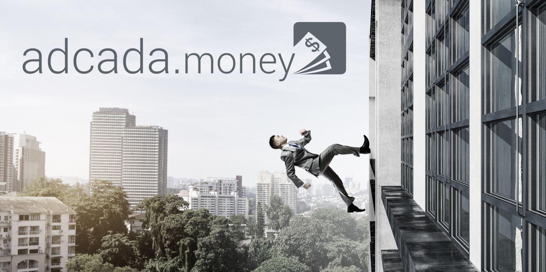 Bankier läuft eine Hochhauswand hinauf. Thema: Festgeld-Alternative