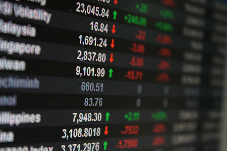 Detailansicht Börsenwerte