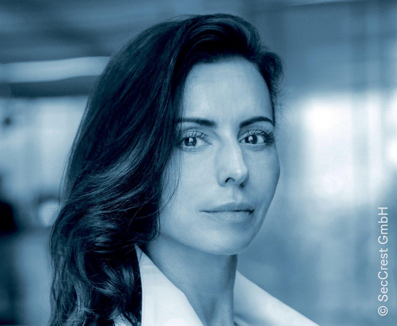 Portrait: Malgorzata B. Borowa