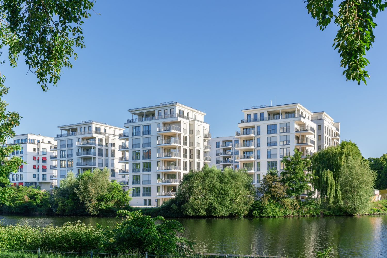 Bild des Immobilienprojekts Goslarer Ufer, Berlin